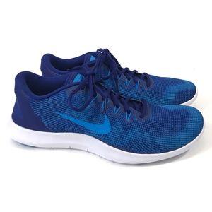 [Nike] Flex 2018 RN Deep Royal Blue Men's Size 11